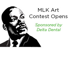 Art contest honors Dr. King's legacy, open to artists in grades 6 and up