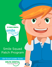 Smile Squad Girl Scout Patch Program | Delta Dental of Michigan